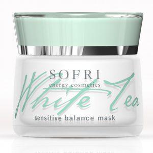 kremna maska za kuperozno in občutljivo kožo ki pomirja